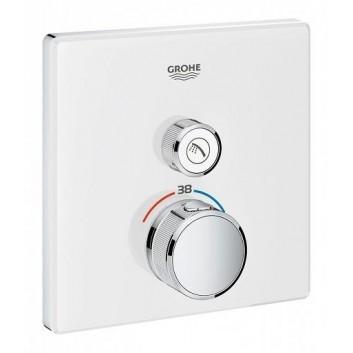 Bateria termostatyczna Grohe Grohtherm SmartControl do obsługi jednego wyjścia wody chrom