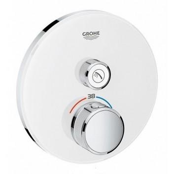 Bateria podtynkowa Grohe Grohtherm SmartControl termostatyczna 1-odbiornik wody chrom