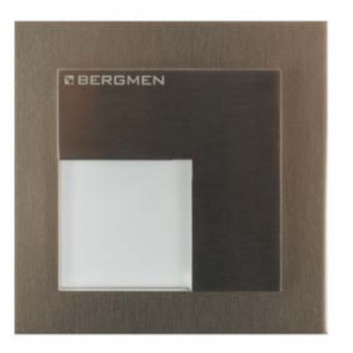 Lampa schodowa Bergmen Stripe  73x73mm- sanitbuy.pl