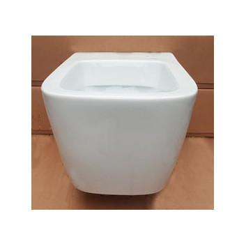 Miska Artceram A16 wisząca, 36x52 cm, odpływ poziomy, biała- sanitbuy.pl