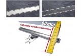 Odpływ liniowy Kessel Linearis Compact łazienkowy kompletny, długość 750 mm