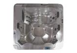 Wanna portable spa Victory Spa Lily Classic, 215x215cm, system wodno-powietrzny, biała