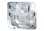 Wanna portable spa Victory Spa Iris Classic, 225x215cm, system wodno-powietrzny, biała