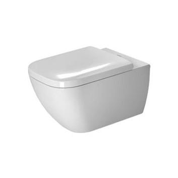 Miska toaletowa wisząca, Duravit Happy D.2, 365x540, Biały Alpin