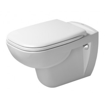 Miska toaletowa wisząca Duravit D-code, 355x545 mm, Biały Alpin- sanitbuy.pl