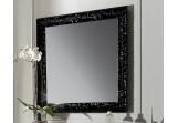 Lustro 100x100 cm Kerasan Retro, Rama srebrna